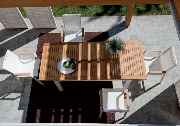 Tavoli Da Giardino Milano.Mobili Da Giardino By Pircher M M Legno Piu