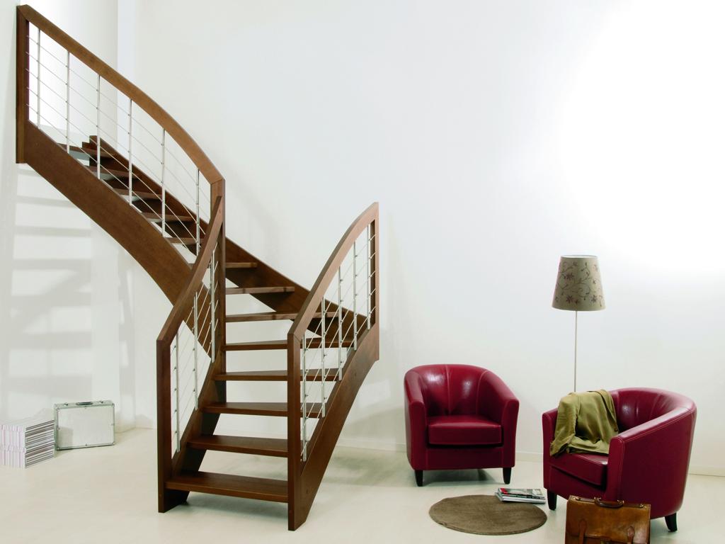 Ringhiera Scala Fai Da Te scale interne in legno oxa. showroom fontanot a milano
