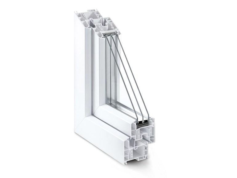 Geneo finestre e serramenti in pvc tecnoplast a milano - Finestre pvc rehau ...