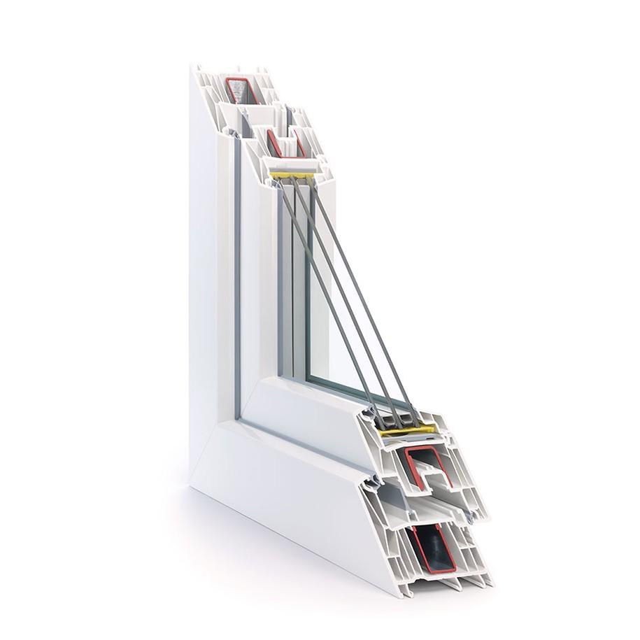 Synego rehau tecnoplast finestre pvc in milano - Finestre pvc rehau ...