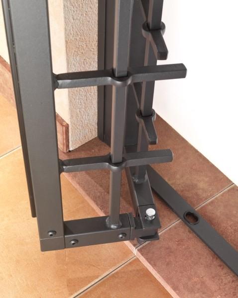 Evoluta erreci sicurezza grate di sicurezza milano - Sbarre di sicurezza per finestre ...