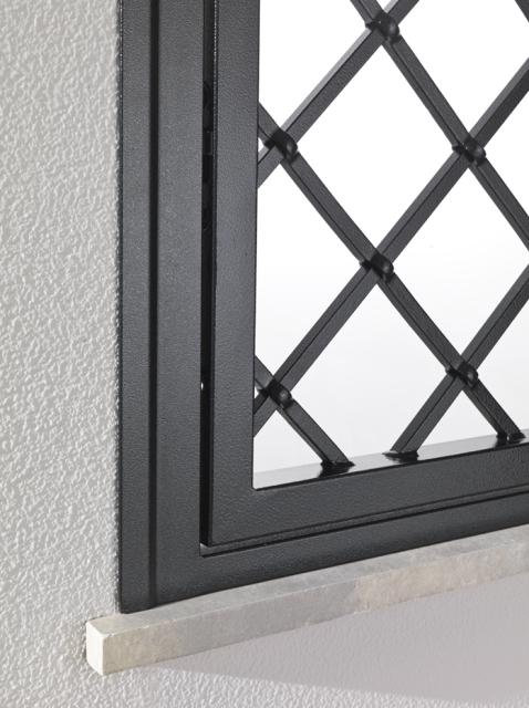 Sikura erreci sicurezza rivenditore grate sicurezza milano - Grate per finestre a scomparsa ...